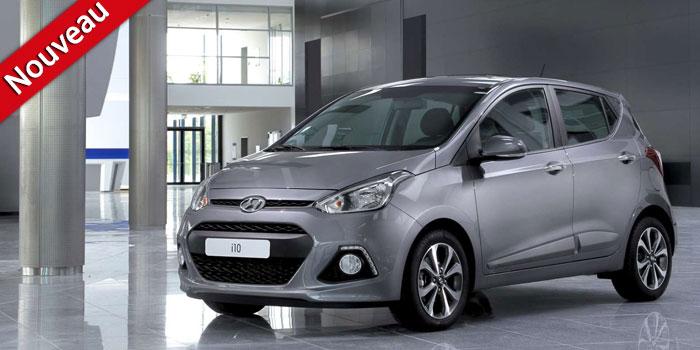 Hyundai i10 (Boite manuel)